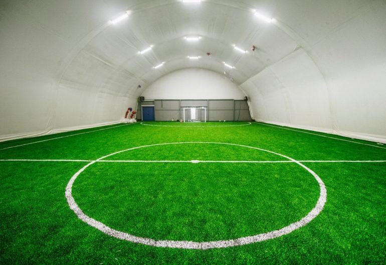Манеж для футбола аренда